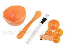 6-in-1 DIY Facial Mask Mixing Tool Set
