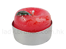 Red Apple Scented Candle