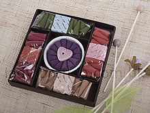 Scented Charcoal Gift Set (5 scents)