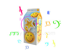 Happy Music Box with Coins Saver