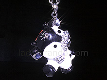 USB Jewel Cow Necklace Flash Drive