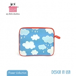 My Little Shoebox 10 inch Tablet case - Cloud