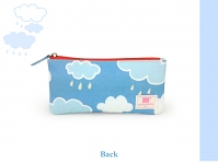 My Little Shoebox Pencil Case - Cloud