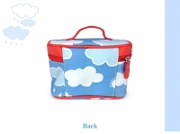 My Little Shoebox Travel Cosmetic bag  - Cloud