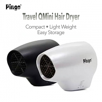 Pingo Qmini Travel Hair Dryer