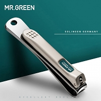 Mr.Green Stainless Steel Nail Clippers