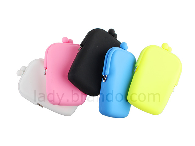 Colourful Silicone Bag for iPhone