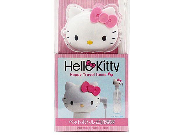 Hello Kitty Bottle Cap Humidifier