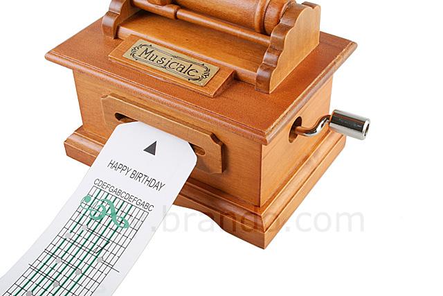 DIY Phonograph Music Box