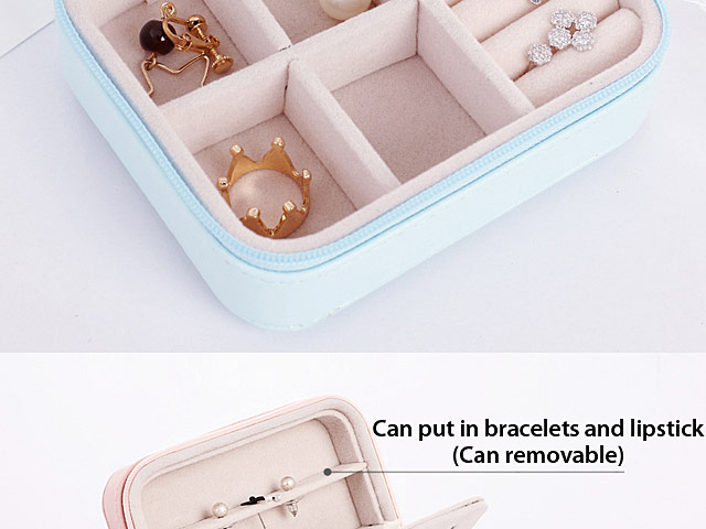 Mini Portable Jewel Box