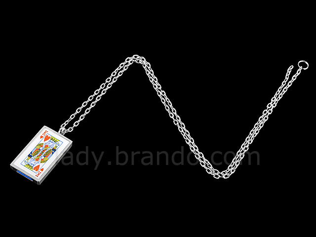 USB KING Necklace Flash Drive