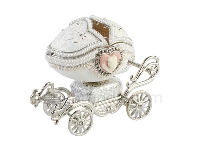 Cinderella S Carriage Music Box
