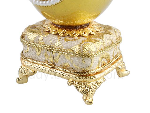 Golden Egg Music Box