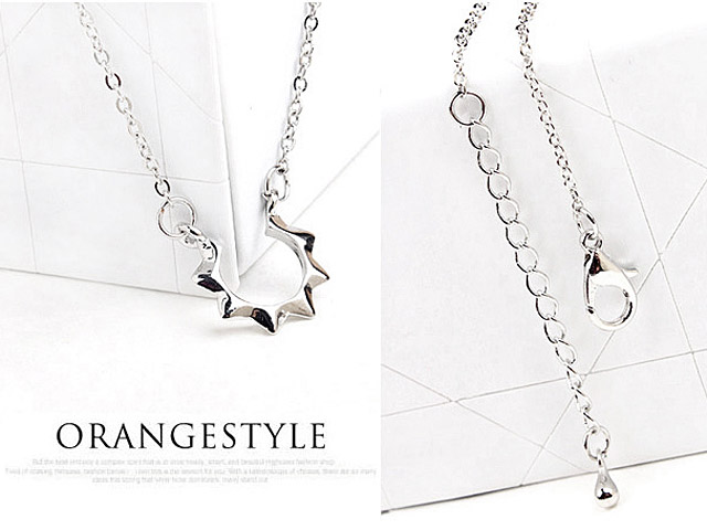 Spell Clavicle Necklace