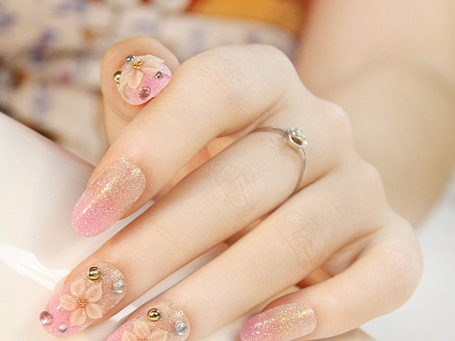 Pearl Elegant Nails PN-002